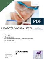 Treinamento Em Exames Laboratóriais