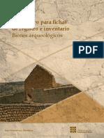 Manual Instructiuvo de Arqueologia