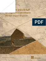Manual Instructiuvo de Arqueologia