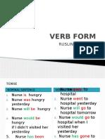 e. VERB FORM.pptx