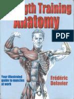 Bodybuilding Anatomy Ebook