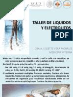 Taller de Liquidos y Electrolitos