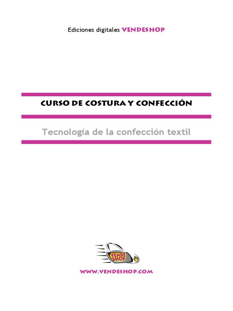 ea8f8d6674fe Tecnologia de La Confeccion Textil