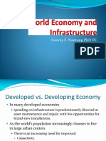 Session 1 - World Economy and Infrastructure
