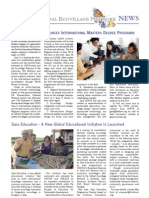 Global Eco Village Network News, Issue 46