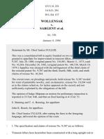 Wollensak v. Sargent, 151 U.S. 221 (1894)