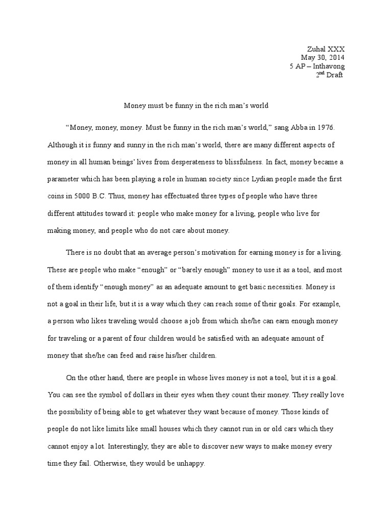 Overcome adversity essay
