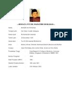 Biodata Tun Dr Mahathir