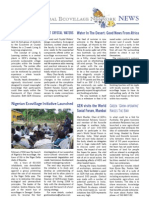 Global Eco Village Network News, Issue 40