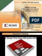 Xilinx Training@MSCE