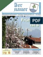Der Bernauer - Mai 2016