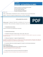 CE Logement Inter Prof, document