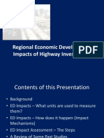 Session 2 - Highway Impacts on Econ Development