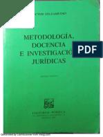 Metodologia Juridica Fix Zamudio 1