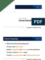 Cloud Computing, Big Data, & CDN Emerging Technologies