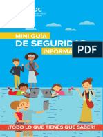 Cybercrime Safety Guide Spanish