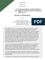 Guthrie v. Harkness, 199 U.S. 148 (1905)