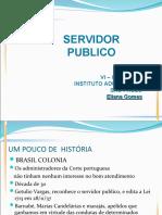 PALESTRA  SERVIDOR  PUBLICO SÃO PAULO