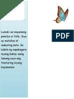 Mga Maiikling Kuwento