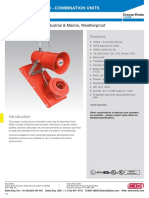 Cooper Medc Datasheet Combination Units 6ds104 Issue g 3