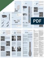 Manual DP1000 Spanish