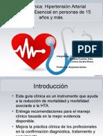 Guia Clinica HTA