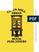 Cider Mill Press Book Publishers - 2016 Spring/Fall Catalog
