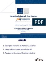 Caso HBR - Marketing industrial