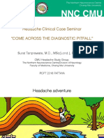 Headache Case Seminar_RCPT