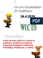Wuc131 Unit4_APRIL 2016