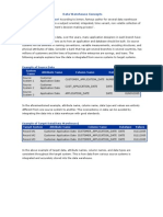 Data Warehouse Concepts PDF