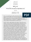 Hill v. Wallace, 259 U.S. 44 (1922)
