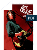 Anecdota Rio Arctic Monkeys en Mexico 2010