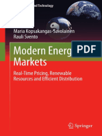 #Modern Energy Markets