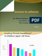 493fsneeze to Wheeze