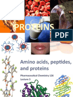 Amino Acids, Peptides, And Proteins
