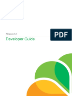 Alfresco One Developer Guide