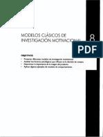 Modelos Clásicos de Investigación Motivacional