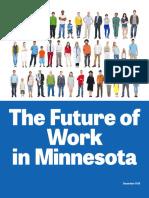 (2014) The Future of Work of Minnesota