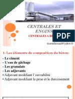 Centrales à Béton