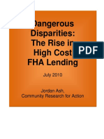 (2010) Dangerous Disparities