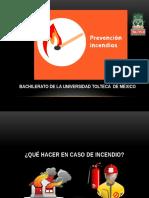 Prevención incendios