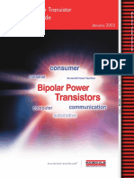 Fairchild Bipolar Power Transistors