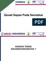 Gawat Napas Neonatus