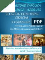 CAUSALIDAD EPIDEMIOLOGIA (1)
