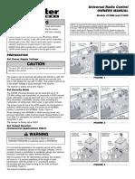 Liftmaster 312hm Manual