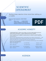 scientific experiement - copy