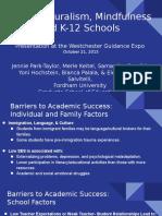 mindfulness and k-12 schools  1
