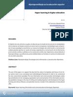 Hiperaprendizaje en la Educación Superior.pdf