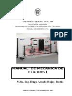 Manual Fluidos I -2012